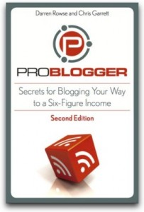 problogger book 2nd edition 203x300 Problogger the Book Version 2
