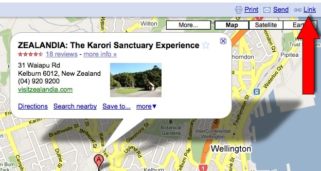 mapper1 Embedding Google Maps in 2 Easy Steps